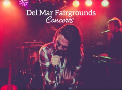 concerts at the del mar fairgrounds